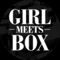 girl meets box