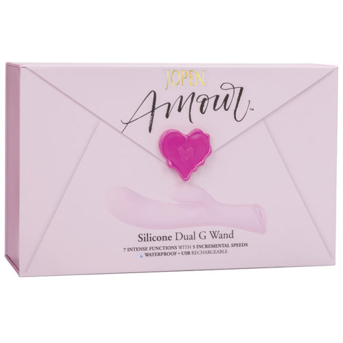 Amour Silicone Dual G Wand
