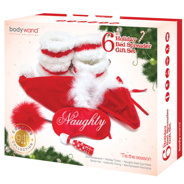 Body Wand Holiday Bed Spreader