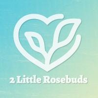 2 little rose buds