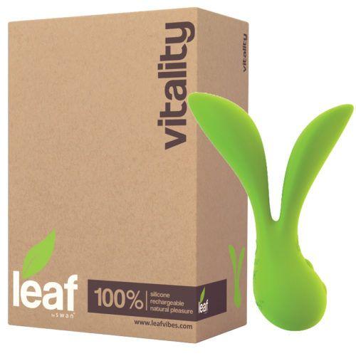 Leaf Vibe Vitality
